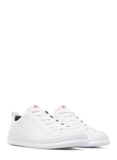 Camper Bağcıklı Spor Ayakkabı Beyaz